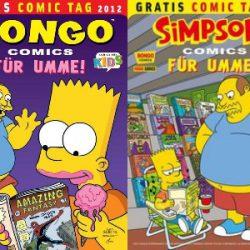 Comics für umme